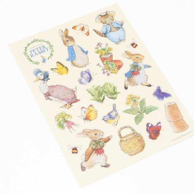 Peter Rabbit Sticker Sheets