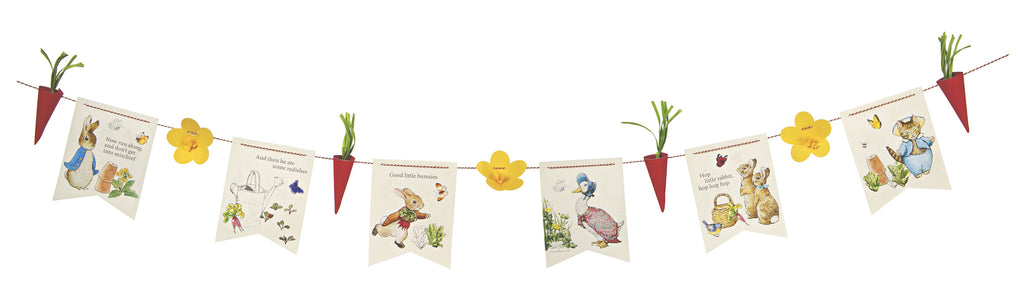 Peter Rabbit Bunting Kit