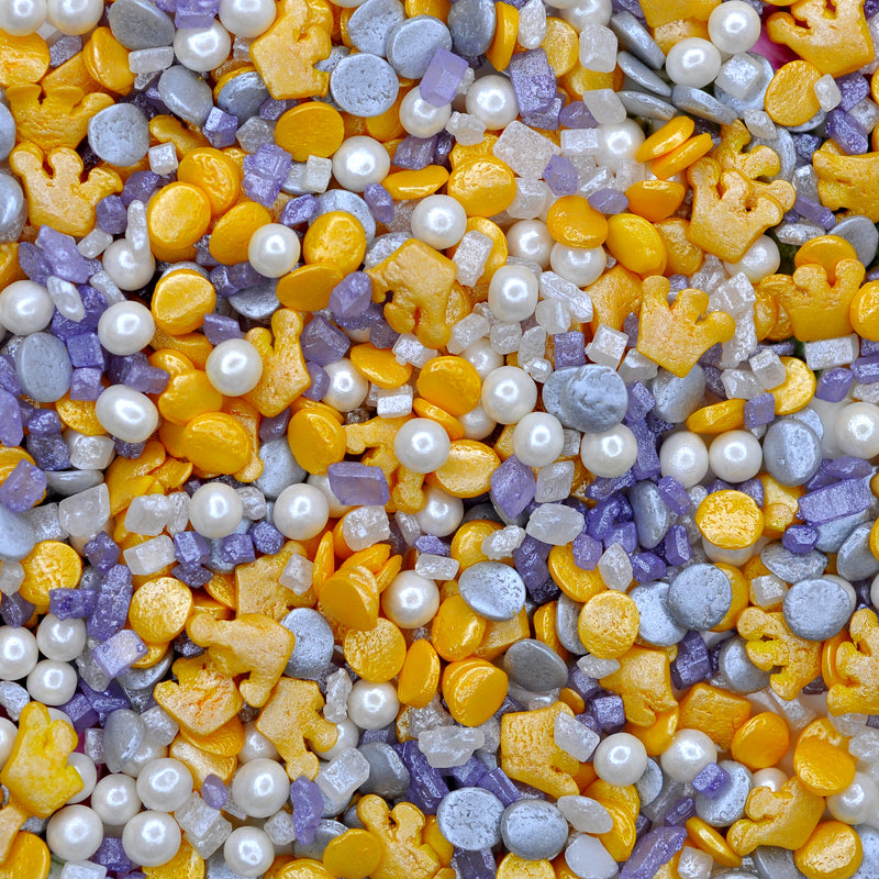Bulk Bag - Pirate's Treasure Sprinkles (Best Before 03 April 2020)