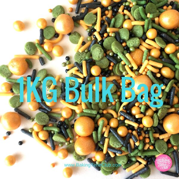 Bulk Bag - Pumpkin Party Sprinkles