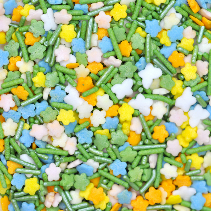 Bulk Bag - Spring Blossom Sprinkles (Best Before 17 Aug 2019)