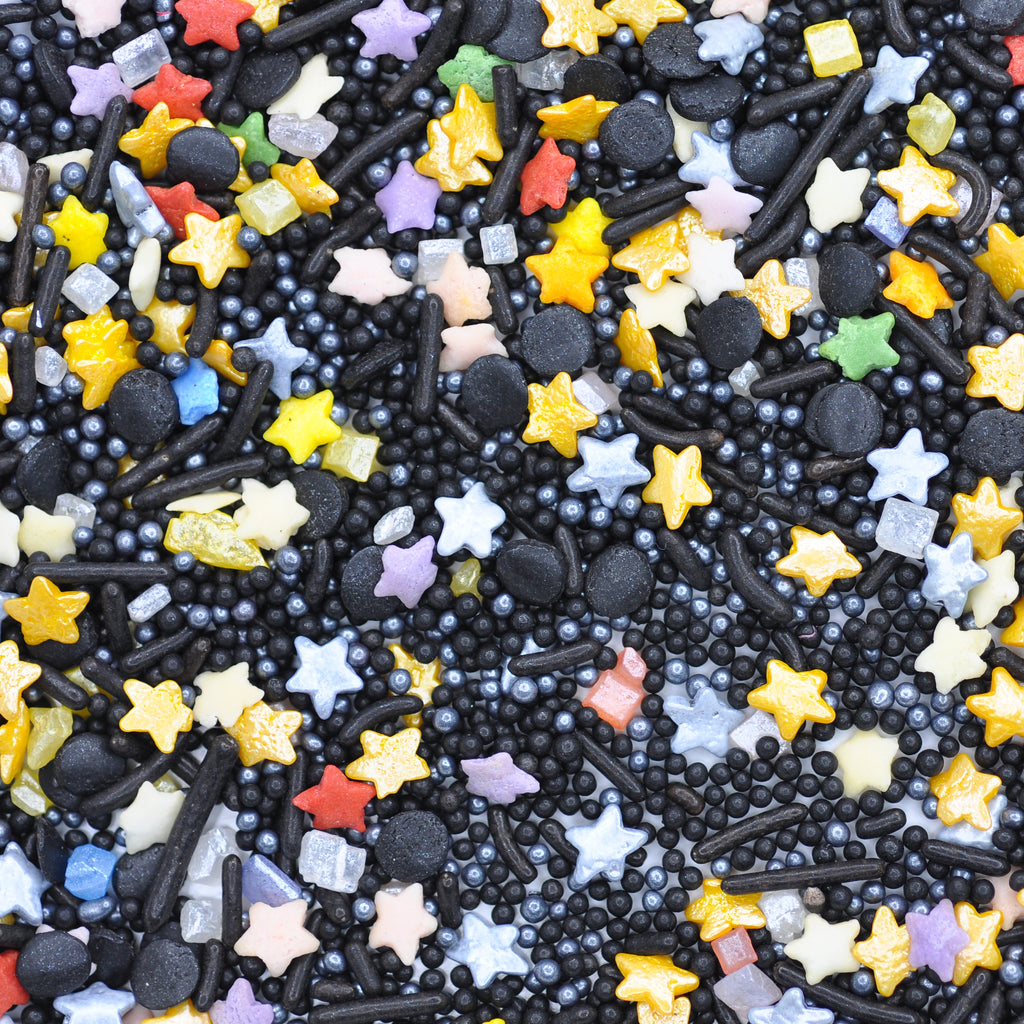 Bulk Bag - Star Gazer Sprinkles (Best before 02 April 2020)