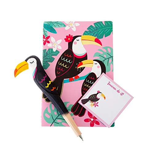 Toucan Pen Wooden