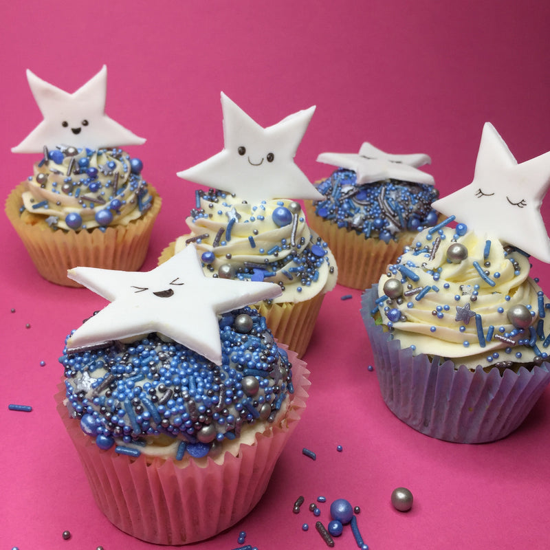 Twinkle Blue Sprinkles (Best Before 03 Oct 2020)