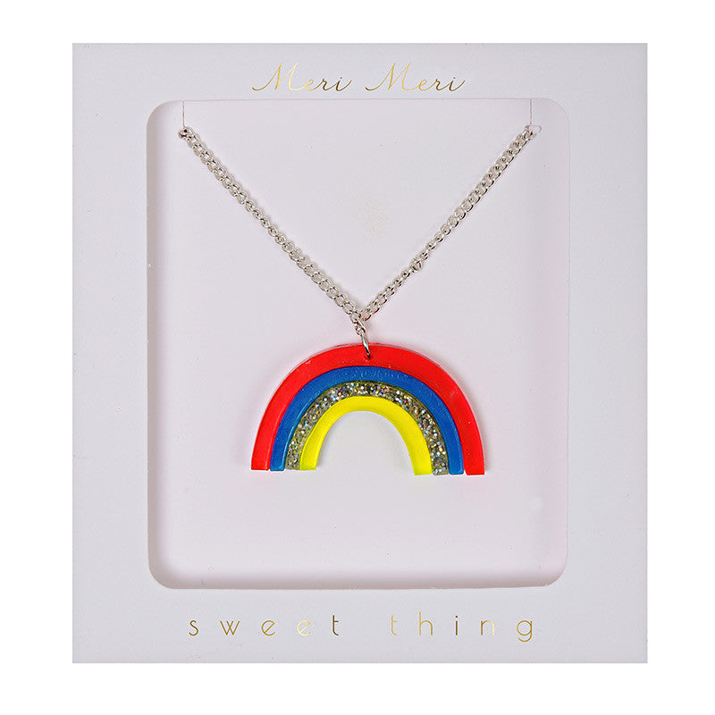Cute Rainbow Necklace