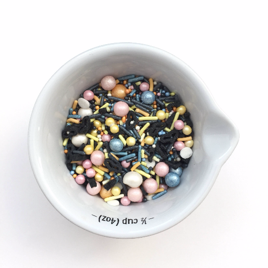Lovely Allsorts Sprinkles (Best Before: 03 Jan 2020)