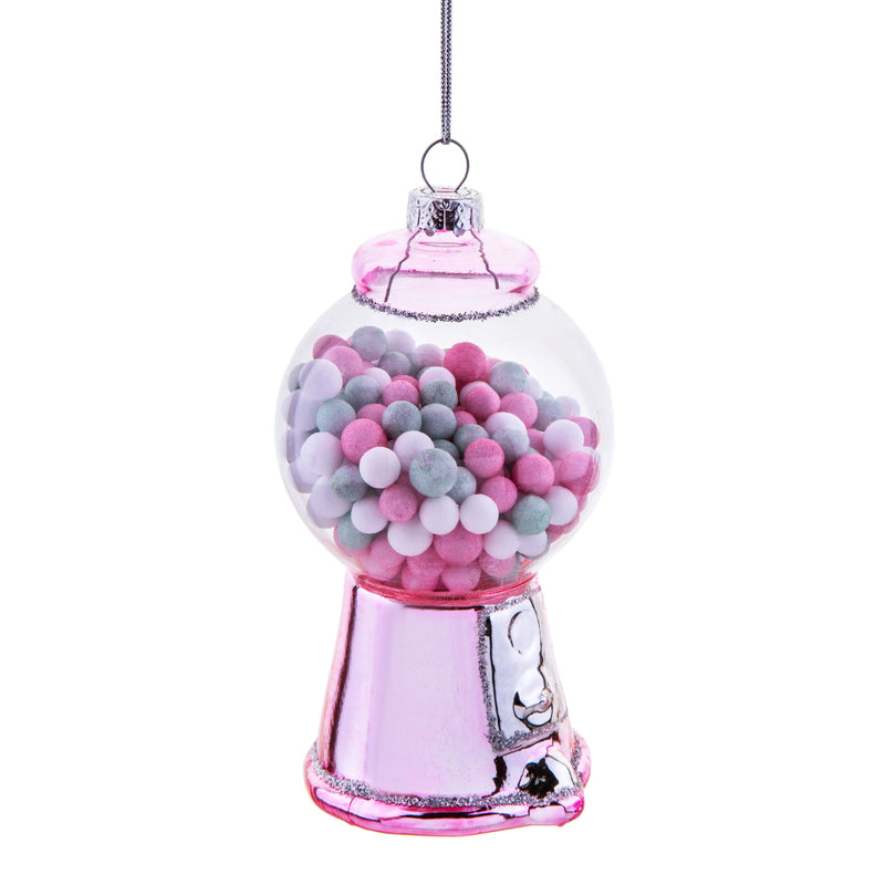 Gumball Machine Hanging Decoration Bauble