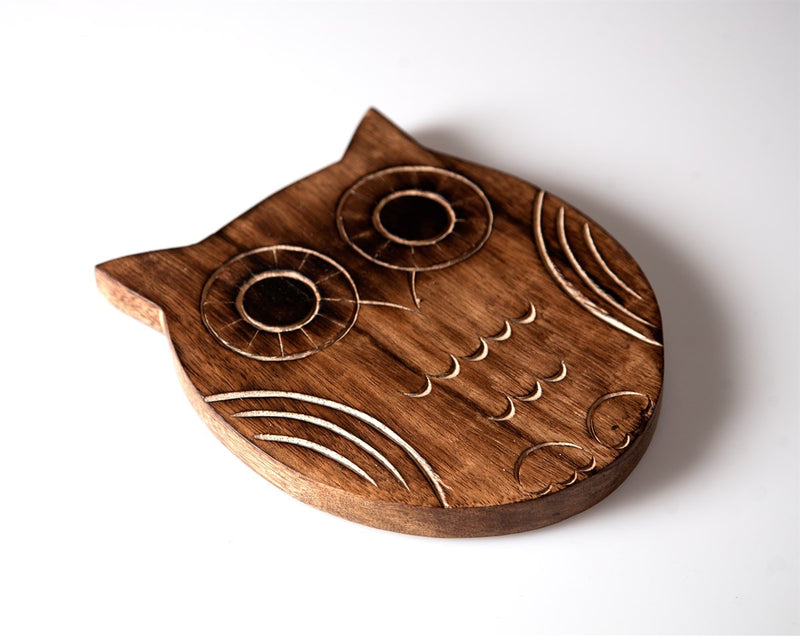 Owl Hot Pots and Pans Stand