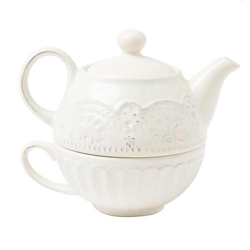 Teapot for One Cup Stacking Set