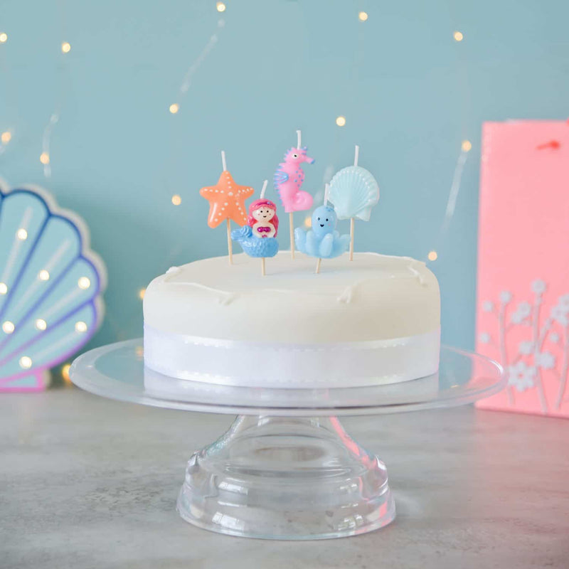 Under the Sea 3D Candle Set