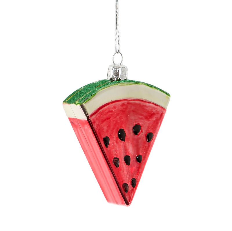 Watermelon Slice Hanging Decoration Bauble