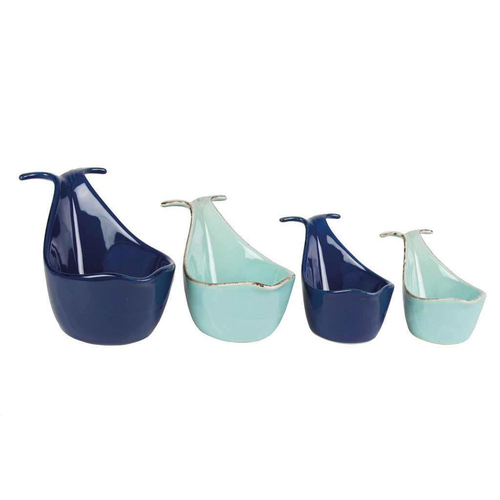 Whale Measuring Cups Set