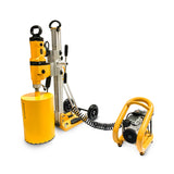 concrete core drilling kit