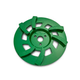 concrete floor grinding polishing discs