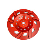 concrete polishing disc 250mm 6 segment 150 grit hard bond