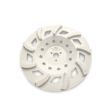 concrete floor polishing grinding discs floorex