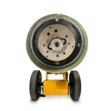 concrete floor grinder 250mm