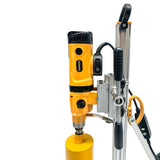 concrete drilling equipment