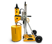 core drill construction equipment