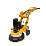 floor concrete path polisher grinder