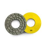 Paddock Round Resin Polishing Pads 250mm 200 Grit