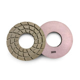 Paddock Round Resin Polishing Pads 250mm 3000 Grit