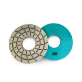 Paddock Round Resin Polishing Pads 175mm 400 Grit