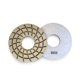 Paddock Round Resin Polishing Pads 175mm 5000 Grit