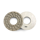 Paddock Round Resin Polishing Pads 250mm 5000 Grit