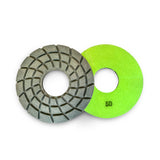 Paddock Round Resin Polishing Pads 175mm 50 Grit