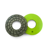 Paddock Round Resin Polishing Pads 250mm 50 Grit