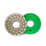Paddock Round Resin Polishing Pads 175mm 800 Grit