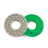 Paddock Round Resin Polishing Pads 250mm 800 Grit