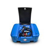 adblue tank and pump utility pack trailer