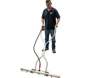 concrete foot path cement garage cleaner for pressure washer