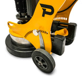 electric 240 volt floor grinder polisher