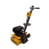 Electric concrete scarifier