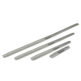 concrete screed blades various lengths