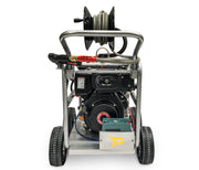 pressure washers with diesel engines