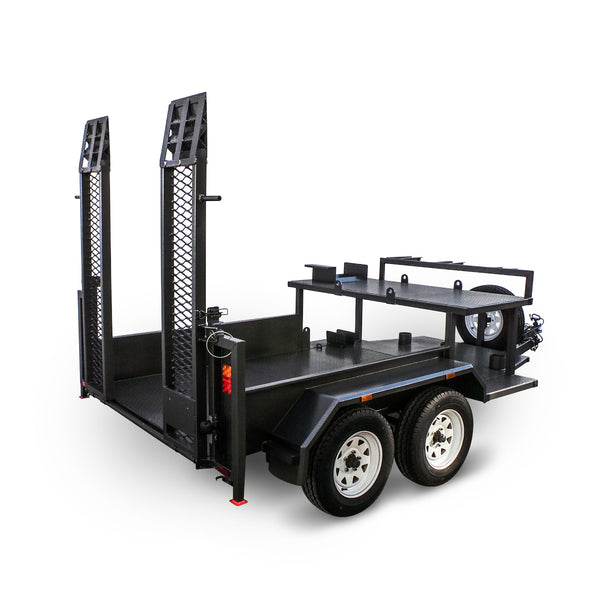 Mini Loader Equipment Trailer