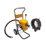 drain pipe sewer cleaner machine