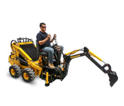 paddock mini loader backhoe attachment