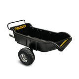 four wheel motorcycle tipper trailers