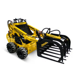 mini loader grapple brisbane australia