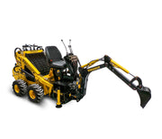 mini digger accessories back hoe excavator