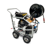 high flow pressure washer cleaner