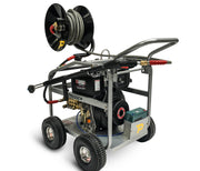diesel pressure washers and blasters