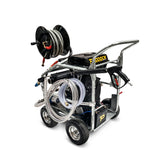 portable heavy duty high pressure washer