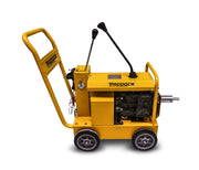 electric drain sewer pipe clearing machines