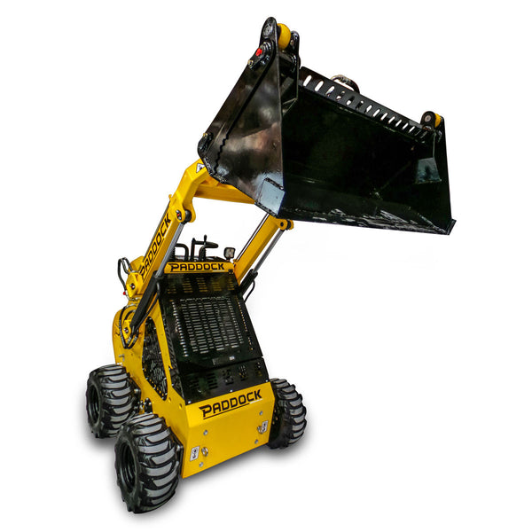 Mini Loader Skid Steer - Wheeled
